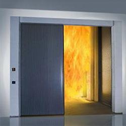 Porți și uși antiincendiu